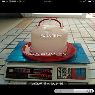 这是一张关于鸡饮水器的产品图片