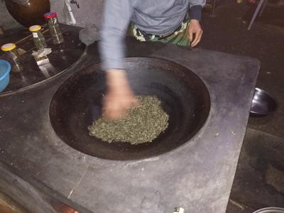 湖南省益阳市安化县茶青 散装 一级