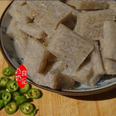 河南省安阳市内黄县红薯焖子