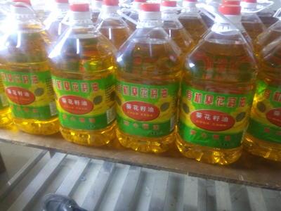 山东省菏泽市鄄城县有机葵花籽油