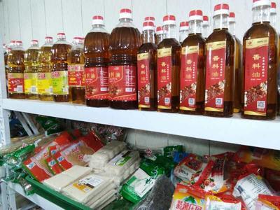陕西省渭南市华县舌道十九香香料油