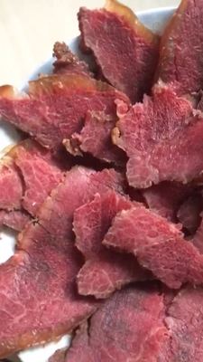 辽宁省铁岭市昌图县牛肉类 熟肉