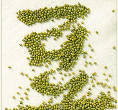 陕西省榆林市米脂县米脂绿豆 散装 1等品