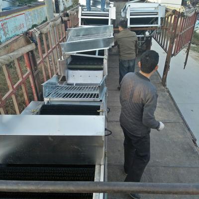 山东省菏泽市牡丹区果蔬清洗设备