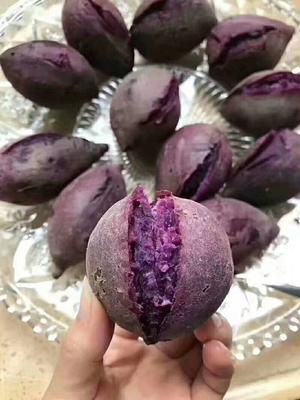 广西壮族自治区南宁市西乡塘区越南紫薯 2两以下