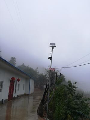安徽省六安市霍山县太阳能路灯