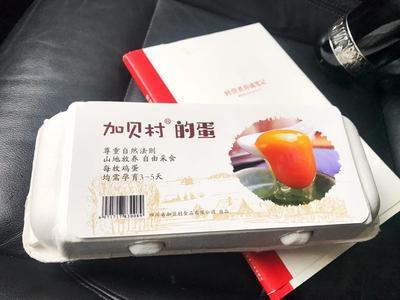 四川省眉山市东坡区土鸡蛋 食用 礼盒装