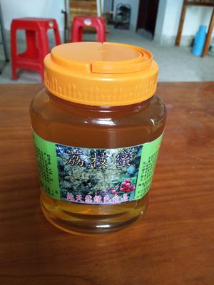 这是一张关于土蜂蜜 塑料瓶装 100% 1年的产品图片