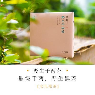 湖南省长沙市芙蓉区千两茶 礼盒装 特级
