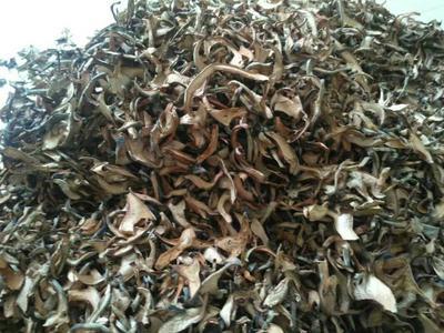 这是一张关于野生剥皮菇 散装 干货的产品图片