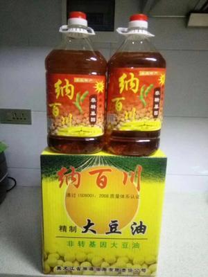 黑龙江省双鸭山市友谊县非转基因大豆油