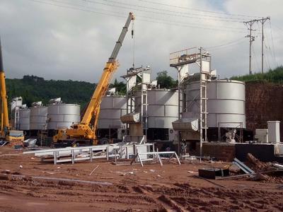 山东省德州市禹城市有机肥生产设备