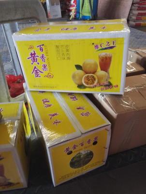 这是一张关于黄金百香果 60 - 70克的产品图片