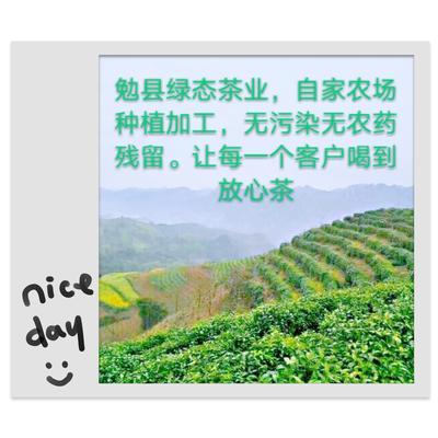 陕西省汉中市勉县勉县毛尖茶 散装 二级
