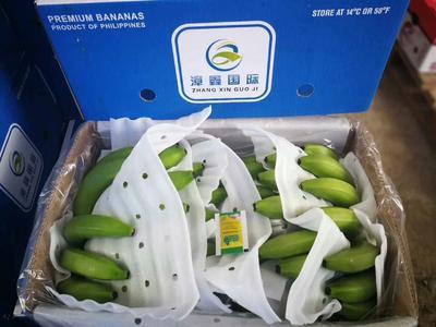 这是一张关于巴西香蕉 七成熟 50 - 60斤的产品图片