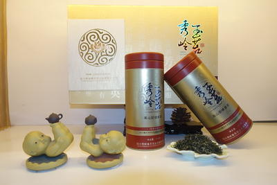 四川省达州市渠县高山绿茶 礼盒装 特级