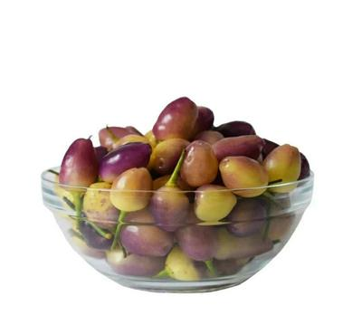 这是一张关于七彩椒 2~5cm 彩色 中辣的产品图片