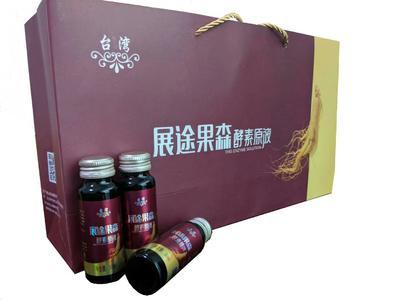 江苏省连云港市赣榆区酵素饮品 纸盒装 12-18个月