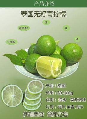 广东省潮州市湘桥区青柠檬 1.6 - 2两