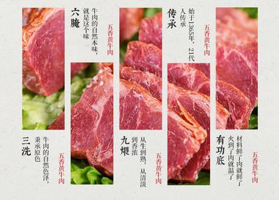 广东省潮州市湘桥区卤牛肉