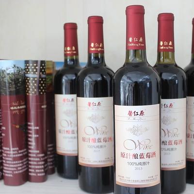 黑龙江七台河葡萄酒
