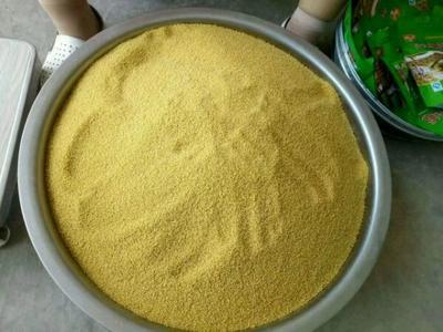 这是一张关于庆阳小米 月子专用米的产品图片