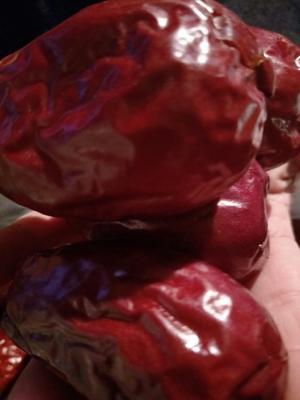 陕西宝鸡和田大枣 特级 特级和田红枣,和田枣王,免洗红枣,孕产妇