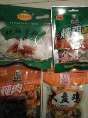 这是一张关于肉类腌制调料的产品图片