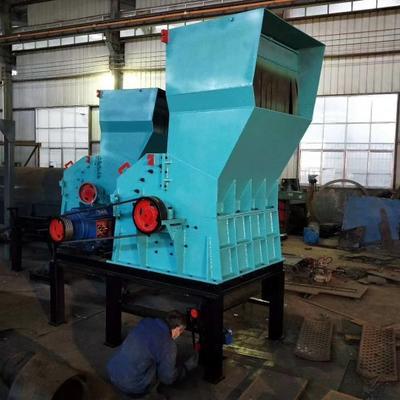 这是一张关于粉碎机 废金属粉碎机 铁皮 彩钢瓦 油漆桶粉碎机的产品图片