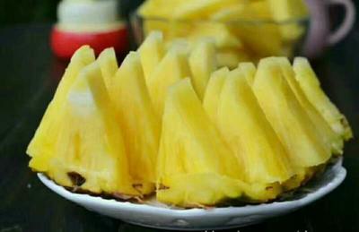 广西崇左泰国小菠萝 1 - 1.5斤 正宗泰国小菠萝,5斤约5到6个包邮包售后