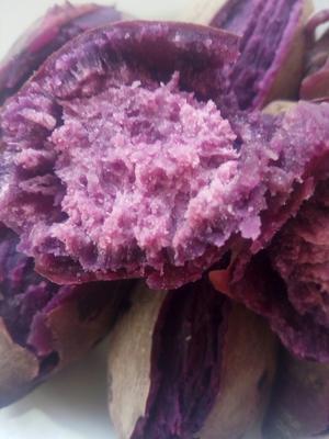 这是一张关于紫薯 3两以上的产品图片