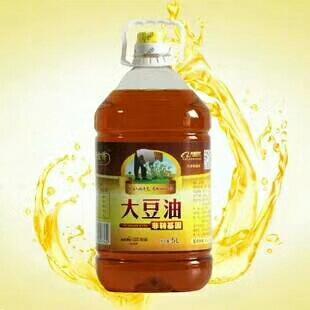 这是一张关于非转三级大豆油的产品图片