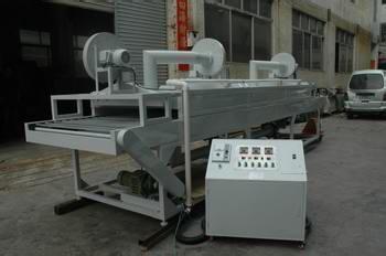 广东广州遂道电热输送带干燥机