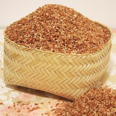 云南红河元阳县有机红米