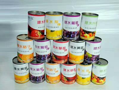 这是一张关于黄桃罐头 6-12个月的产品图片