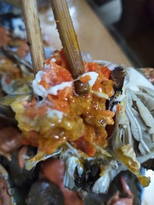 山东济宁微山湖河蟹 2.0-2.5两 母蟹