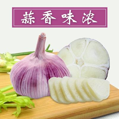 甘肃张掖民乐大蒜 5.5-6.0cm 多瓣蒜