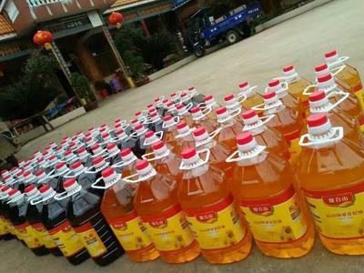 湖南郴州农家自产葵花籽油