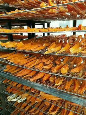 山东德州富硒红薯干 条状 袋装 半年