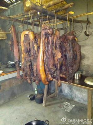 湖南怀化湖南苗家腊肉 箱装 3-6个月