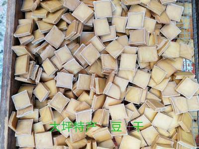 广东梅州豆腐干