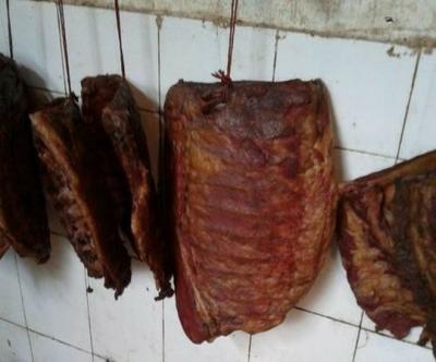 四川巴中四川腊肉 箱装 6-12个月