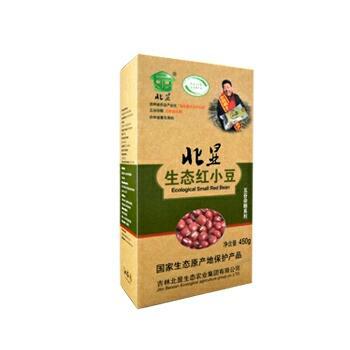 吉林长春红小豆 纯粮率≥98% 盒装
