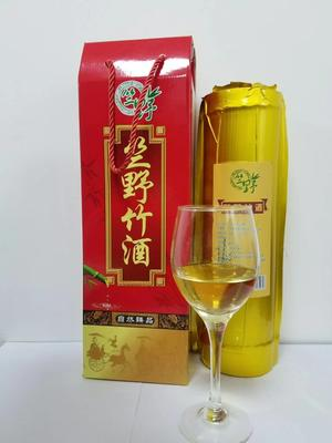福建三明竹筒酒
