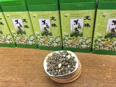 福建泉州茉莉花茶 散装 36 一级 茉莉龙珠