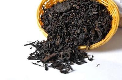 广西钦州老藏茶 散装 恒温长期保存 特级