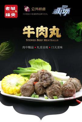 广东广州牛肉丸 1年