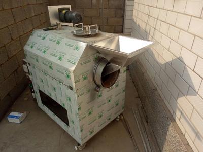 这是一张关于翻炒机的产品图片