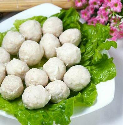 湖南郴州猪肉丸 半年