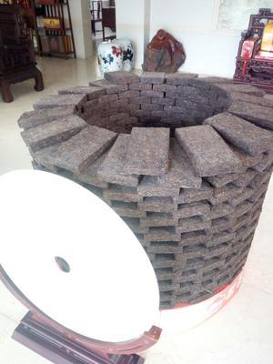 云南思茅普洱生态茶 盒装 二级